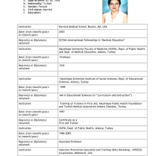 exles on resumes exle of resume for applying exles resumes application cv