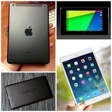 android tablet comparison android tablet comparisons nexus 7 2013 vs apple
