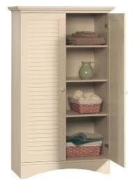 antique white storage cabinet 14 best antique white linen cabinet images on pinterest white