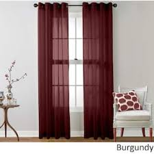 95 Inch Curtain Panels 95 Inches Curtains Drapes For Less Overstock