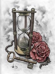 beautiful rose key tattoo graphic design tattooshunter com
