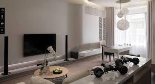 Contemporary Home Interior Living Room Stylish Drawing Room Contemporary Accessories Living