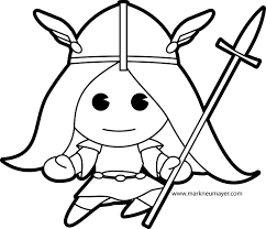 coloring pages mark neumayer