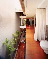 narrow modern house photo 3 of 5 in small and narrow modern houses by jaime gillin