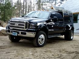 Ford Diesel Truck Black Smoke - lookin for pics of a black truck with the smoke recon led u0027s