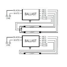 universal ballast wiring diagrams wiring diagram byblank