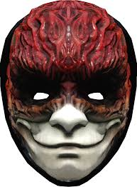 the new trickster demon mask seems like a reverse wolf mask