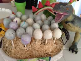 dinosaur egg cake pops u2026 pinteres u2026