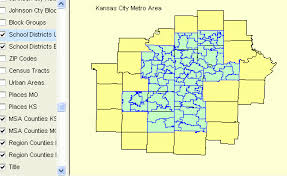 kansas city metro map kansas city metro map by zip code archives map travel