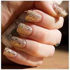 nail harmony gelish soak off gel polish all that glitters is