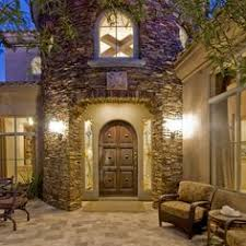small spanish courtyard entry this could be an alternative to a