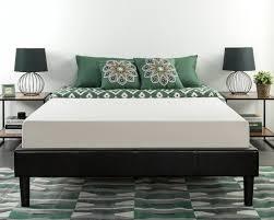 zinus 8 inch memory foam mattress a side sleeper u0027s paradise