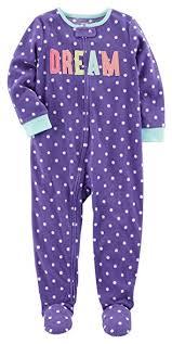 s newborn 14 one fleece pajama