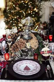 Christmas Table Decorations Ideas 2013 by Classic Christmas Table Decorations Bon Expose Museum Of Art