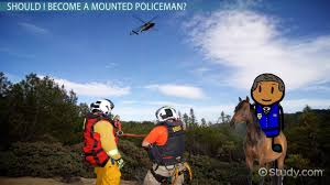 how to become a mounted policeman career guide