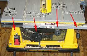 dewalt table saw rip fence extension the dewalt dw744x table saw steadman s ace hardware