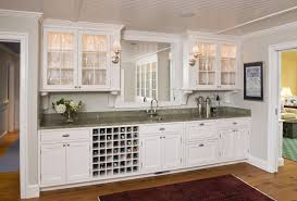 is that a built in wine rack love dreamy kitchens pinterest