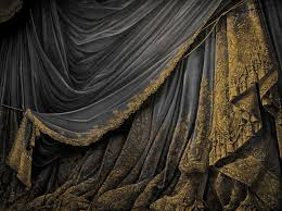 photo back drop backdrop vintage theater stage curtain black by eveyd on deviantart