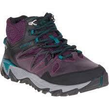 merrell womens boots uk merrell womens all out blaze 2 mid tex hiking boots uk