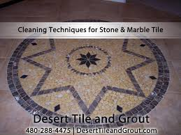 how to restore your gilbert tile floor desert tile grout care