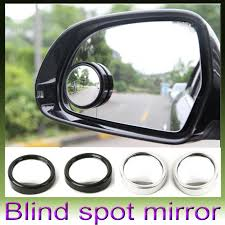 Mirrors For Blind Spots On Cars 2pcs Auto Side 360 Wide Angle Round Convex Mirror Car Vehicle