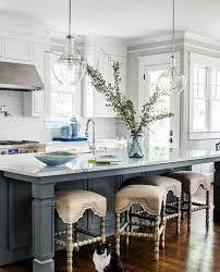 White Designer Kitchens Open Floor Plan White And Warm Wood Designer Kitchens