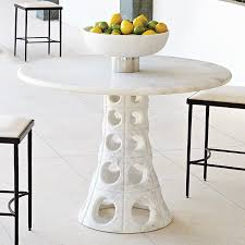 Circle Dining Table Global Views Products Taper Circle Dining Table