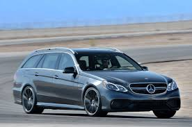 2014 mercedes benz e63 amg s 4matic wagon track test photo