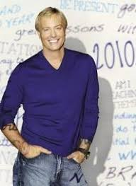 former qvc host with short blonde hair bww interviews actor and qvc host rick domeier