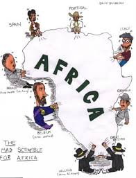 Imperialism In Africa Map by Imperialism This Cartoon Shows How Everyone Was Really Greedy