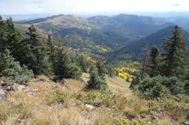 New Mexico mountains images Mountain taylor new mexico wandering in the mountains jpg