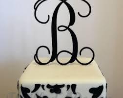 letter cake topper letter cake topper etsy