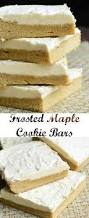 maple cookies soft and chewy cookies with maple syrup and