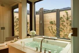 Outside Bathtubs Hotels With Heavenly Outdoor Baths U0026 Showers The Visit Napa