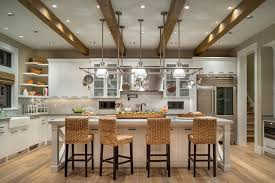 valuable design ideas house plans with large gourmet kitchens 8