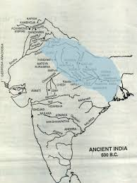 Ancient India Map by Indian History Pre Classiacal Era Maps And International Relations