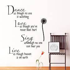 quotes for home design inspirational quotes beautiful pattern design art mural dance love