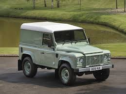 land rover defender 2016 stock tom hartley jnr