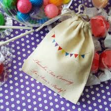 personalized favor bags party personalized cotton favor bag favor bags favor