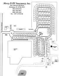 Map Of Kissimmee Florida by Maps Of The Merry D Rv Sanctuary In Kissimmee Fl