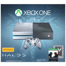 xbox one consoles and bundles xbox xbox one console 1tb standalone limited edition halo 5 bundle