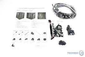 design pc gehã use lian li pc o9 gehäuse im test review technic3d