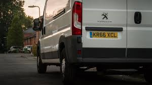 peugeot van 2017 newmotoring becoming a van man with the peugeot boxer