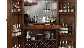bar rustic home bar stunning rustic bar cabinet 30 top home bar