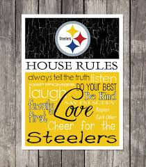 steelers home decor pittsburgh steelers decor home decorating ideas