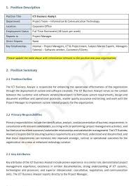 21 awesome retail business analyst job description resume in