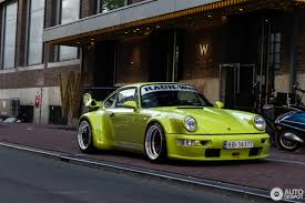 1991 porsche 911 turbo rwb porsche rauh welt begriff 964 turbo 23 may 2013 autogespot