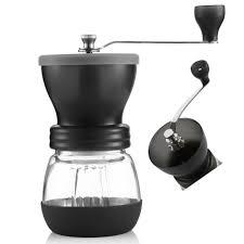 Kitchen Crank Recipe Mindkoo Manual Coffee Grinders Ceramic Burr Hand Crank Grinding
