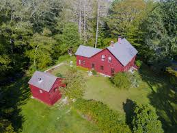 horse property with 1790 post and beam cape cod canterbury