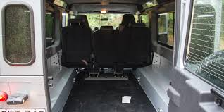 land rover defender interior 2015 land rover defender 110 review caradvice